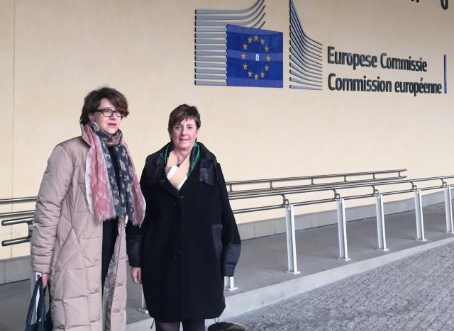 Consejera en Bruselas